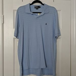 Men's POLO by RALPH LAUREN Linen Blend Polo Shirt